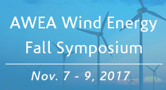 AWEA Wind Energy Fall Symposium