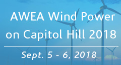 AWEA Wind Power on Capitol Hill 2018