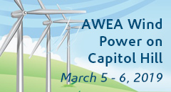 AWEA Wind Power on Capitol Hill